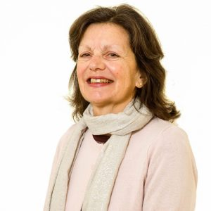 Debra Faulkus - receptionist Thurstan Hoskin Solicitors